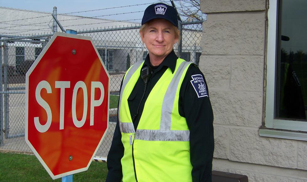 Security Officer Providing Service in Harrisburg Pennsylvania